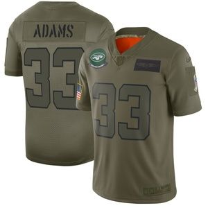 Men's New York Jets Jamal Adams Jersey